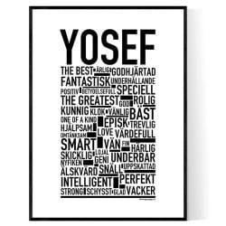 Yosef Poster