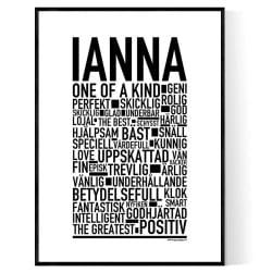 Ianna Poster