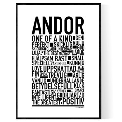 Andor Poster