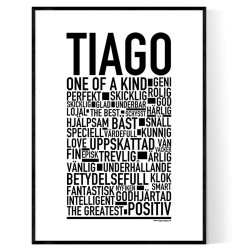 Tiago Poster