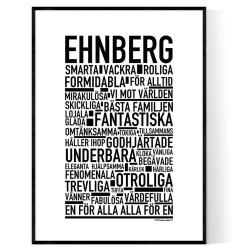 Ehnberg Poster