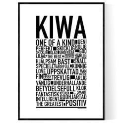 Kiwa Poster