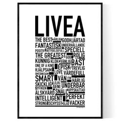 Livea Poster