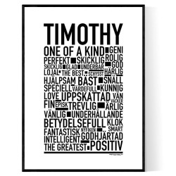 Timothy Poster