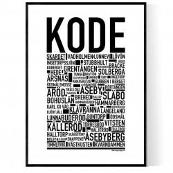 Kode Poster