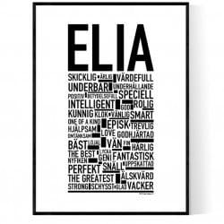 Elia Poster