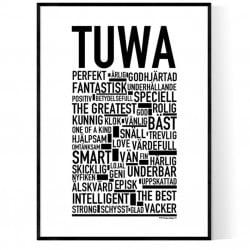 Tuwa Poster