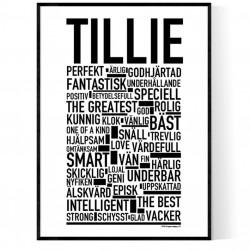 Tillie Poster