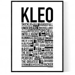 Kleo Poster