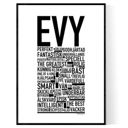 Evy Poster