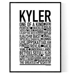 Kyler Poster