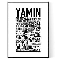 Yamin Poster