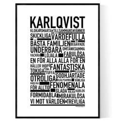 Karlqvist Poster