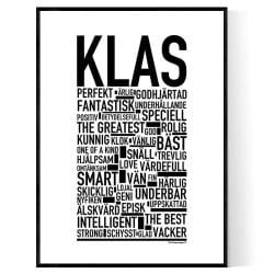 Klas Poster