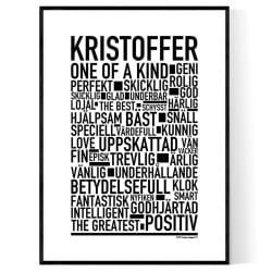 Kristoffer Poster