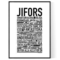 Jifors Poster