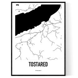 Tostared Karta