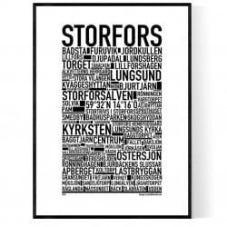 Storfors Poster
