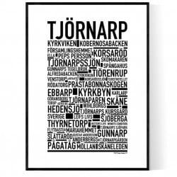 Tjörnarp Poster