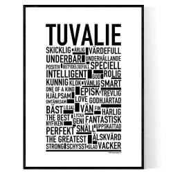 Tuvalie Poster