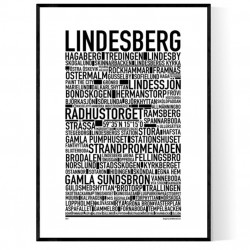 Lindesberg Poster