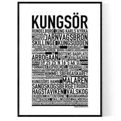 Kungsör Poster
