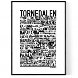Tornedalen Poster