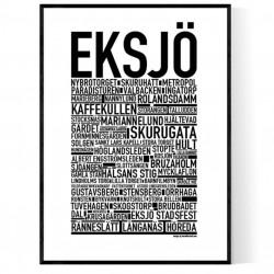 Eksjö Poster