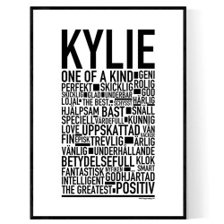 Kylie Poster
