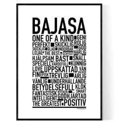 Bajasa Poster