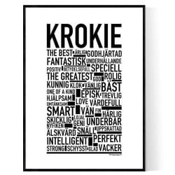 Krokie Poster