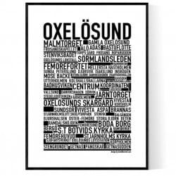Oxelösund Poster