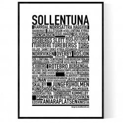 Sollentuna Poster