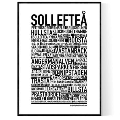 Sollefteå Poster