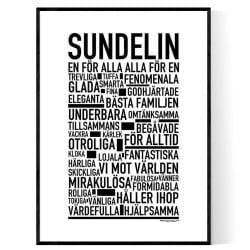 Sundelin Poster