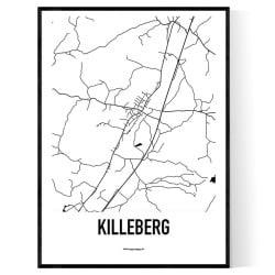 Killeberg Karta