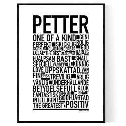 Petter 2 Poster