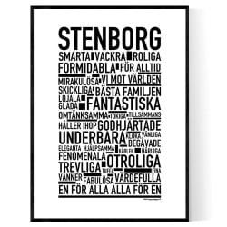 Stenborg Poster
