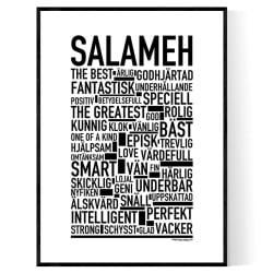 Salameh Poster