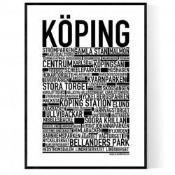 Köping Poster
