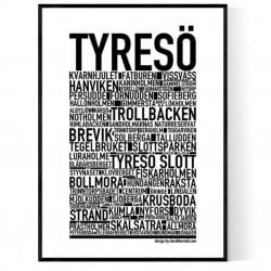 Tyresö Poster