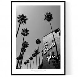 Bev Hills Hotel Black