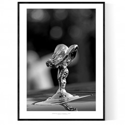 Spirit Of Ecstasy Poster