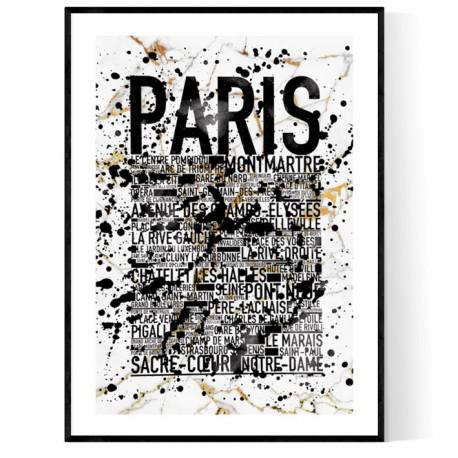 Paris White Marble
