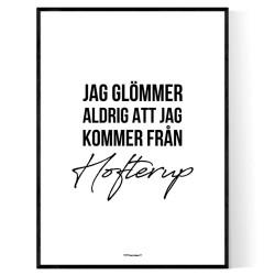 Från Hofterup