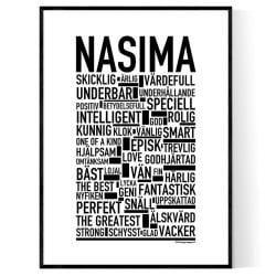Nasima Poster
