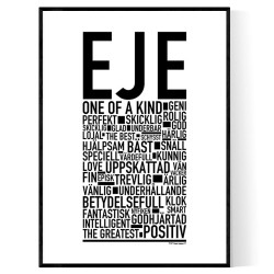 Eje Poster