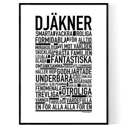 Djäkner Poster
