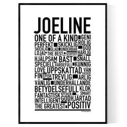 Joeline Poster