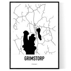 Grimstorp Karta